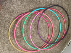 The Spinsterz One of a Kind Color Blend Hoops Review