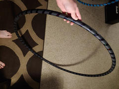 The Spinsterz Dirt Cheap Beginner Hula Hoop Review