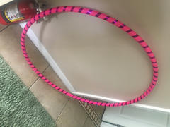 The Spinsterz Beginner Fitness Hoop - 36 Inches Review
