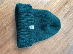 Mimi & August College Green Beanie Review