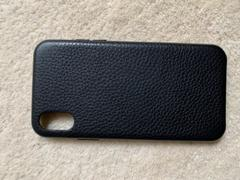 iiCase PrimDefence® Genuine Italian Leather Litchi Pattern Slim Classic iPhone Case Review
