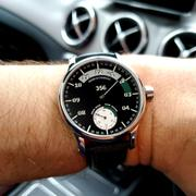 Ferro & Company Watches 356 One Hand Green Review