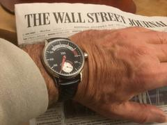 Ferro & Company Watches 356 One Hand Red Review