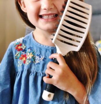 Happy Hair Brush Happy Hair Brush White Review