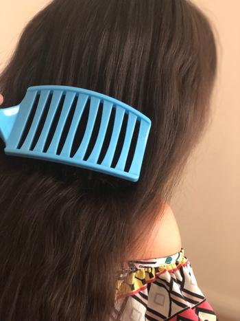 Happy Hair Brush Happy Hair Brush Black Review