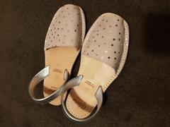 Gloriasandals Stella Cream Review
