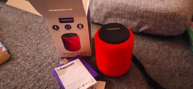 allmytech.pk Tronsmart Element T6 Mini Bluetooth Wireless Speaker - Red Review
