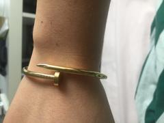 Majolie  Bangle Clou - Or Review