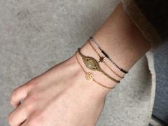 Majolie Tree of Life Bracelet - Gold Review
