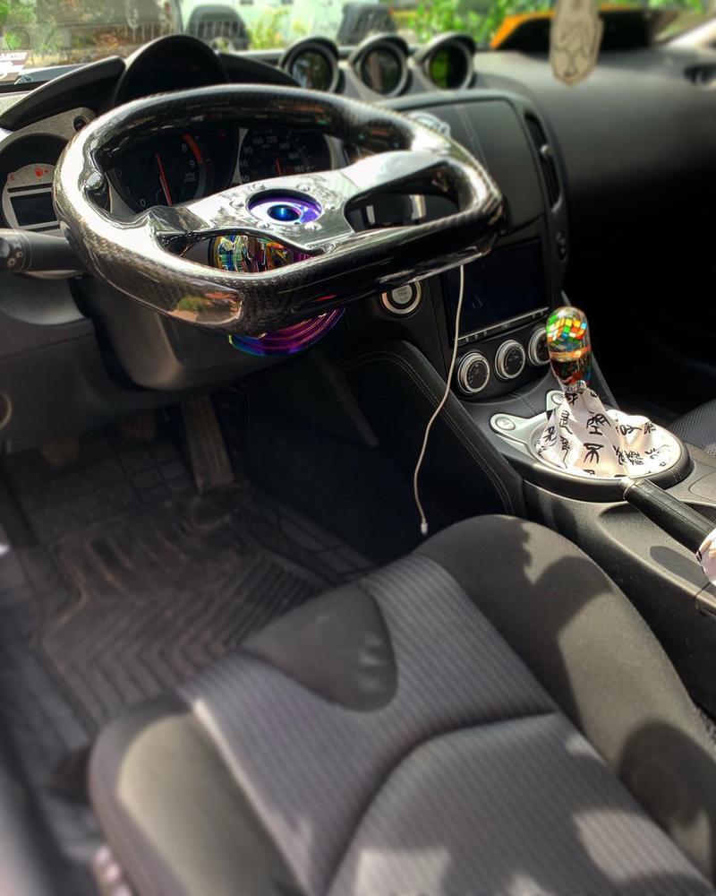 nrg short steering wheel hub nissan 350z 370z g35 g37 03 17 srk 141h redline360 nrg short steering wheel hub nissan 350z 370z g35 g37 03 17 srk 141h