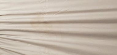 tableclothsfactory.com Pack of 2 | 5FTx10FT Silver Fire Retardant Polyester Curtain Panel Backdrops With Rod Pockets Review