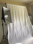 tableclothsfactory.com 1200 Watts White Umbrella Soft box Continuous Lighting Photo Video Studio Kit With Chromakey Background Muslins Review