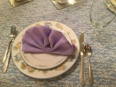 tableclothsfactory.com 5 Pack 17x17 Lavender Polyester Linen Napkins Review