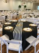 tableclothsfactory.com 5 Pack 20x20 Black Polyester Linen Napkins Review