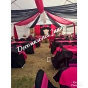 tableclothsfactory.com 5 PCS | FUSHIA Polyester Chair Sashes Review