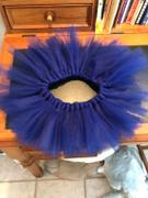 tableclothsfactory.com 6x100 Yards Royal Blue Tulle Fabric Bolt Review