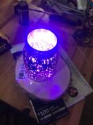 tableclothsfactory.com 90 Purple Starry String Lights Battery Operated with 20 Micro Bright LEDs Review
