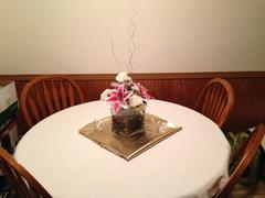 tableclothsfactory.com 5 Pack 20x 20 Champagne Crinkle Crushed Taffeta Napkins Review