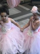 tableclothsfactory.com Fairy Tutu Flower Girl Dress For Wedding EventsPink Party Dress Special Occasion Dress Review