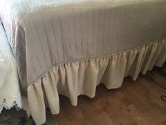 tableclothsfactory.com 10 Yards 54 Wide Beige Polyester Fabric Bolt Review