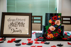 tableclothsfactory.com 500 Black Silk Rose Petals For Table Confetti Review
