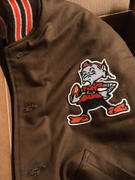 Ebbets Field Flannels Cleveland Browns 1950 Authentic Jacket Review