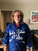 Ebbets Field Flannels Jackie Robinson All Stars 1953 Authentic Jacket Review