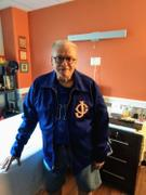 Ebbets Field Flannels Jersey City Giants Grounds Crew Jacket Review