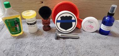 Murphy and McNeil Garda Siochana: a Ruds Shave Soap for a Cause Review