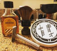 Murphy and McNeil Ogham Stone Shaving Soap Review
