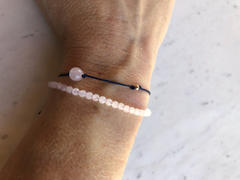 Starling Jewelry ROSE QUARTZ BEAD BRACELETS Review