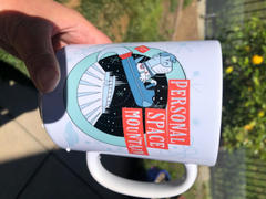 Park Candy Personal Space Mountain Mug Review