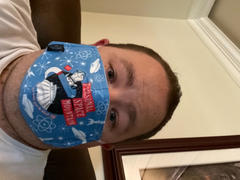 Park Candy Personal Space Mountain Reusable Face Mask Review