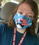 Park Candy Personal Space Mountain Reusable Face Mask - EARLY AUGUST PREORDER Review