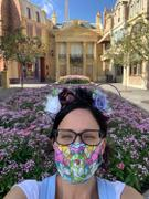 Park Candy Children's Enchanted Rose Reusable Face Mask - MID OCTOBER PREORDER Review