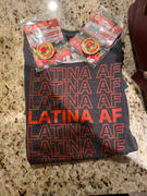 MexiStuff Latina AF Women's Premium Tee Review
