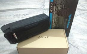 ZAAP HYDRA-XTREME Bluetooth Speaker Review