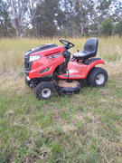 GYC Mower Depot Rover Lawn King 18/42 Ride-On Lawn Mower Review