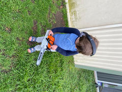 GYC Mower Depot Stihl Battery Toy Chainsaw Review