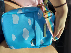 Shopzoki Rainbow Sky Shoulder Bag Review