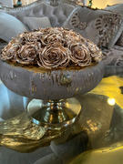 Eternal Roses® Display Stand with Antique Brass Finish Review