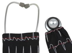 SurgicalCaps.com Stethoscope Covers Electrocardiogram Review