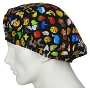 SurgicalCaps.com Bouffant Surgical Hats Emojis Review