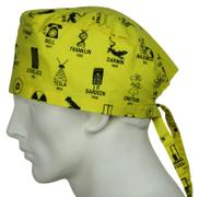 SurgicalCaps.com Scrub Caps Scientists Life Review