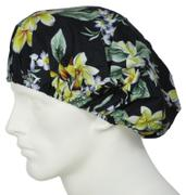 SurgicalCaps.com Bouffant Scrub Hats Tradewinds Flowers Review