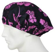SurgicalCaps.com Bouffant Surgical Hat Icon Flowers Review