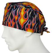 SurgicalCaps.com Surgical Caps Flames Review