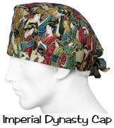 SurgicalCaps.com Surgery Hats Imperial Dynasty Review