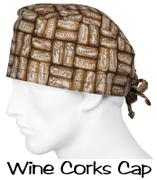 SurgicalCaps.com Surgical Cap Wine Corks Review