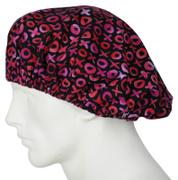 SurgicalCaps.com Bouffant Scrub Hats Love You Review